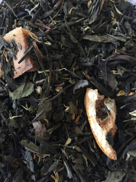 HELLO SUNRISE WHITE TEA - Umami Tea