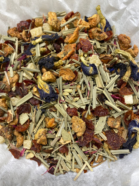 Elderflower Basil Bliss Herbal Tea