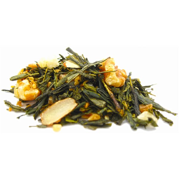 Maple Nut Brittle GREEN TEA - Umami Tea