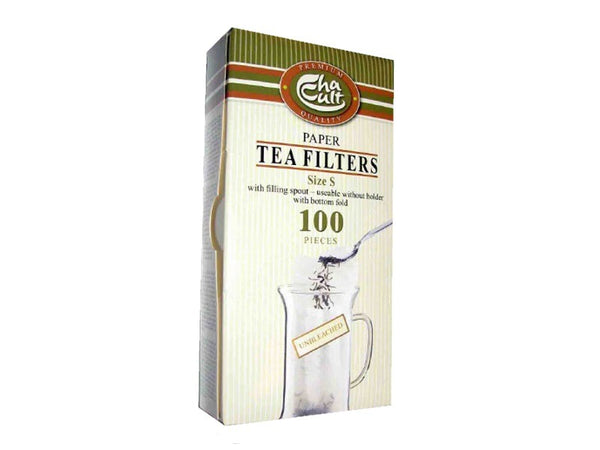 Paper Tea Filters 100 Pieces - Umami Tea
