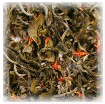 Pomegranate White Peonies White Tea - Umami Tea