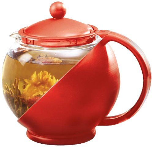 Primula Half Moon Glass Teapot - Umami Tea