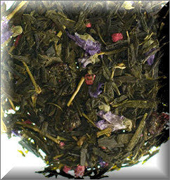 PURPLE RAIN GREEN TEA - Umami Tea
