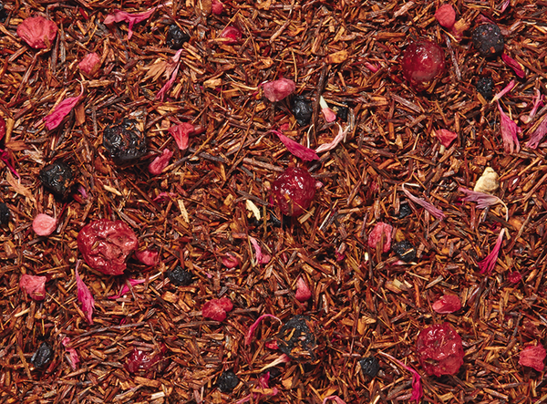 Raspberry Blues Rooibos Tisane - Umami Tea
