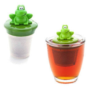 RIBBIT - FROGGIE TEA INFUSER - Umami Tea