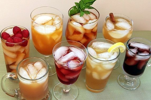Iced Tea - Umami Tea Sampler