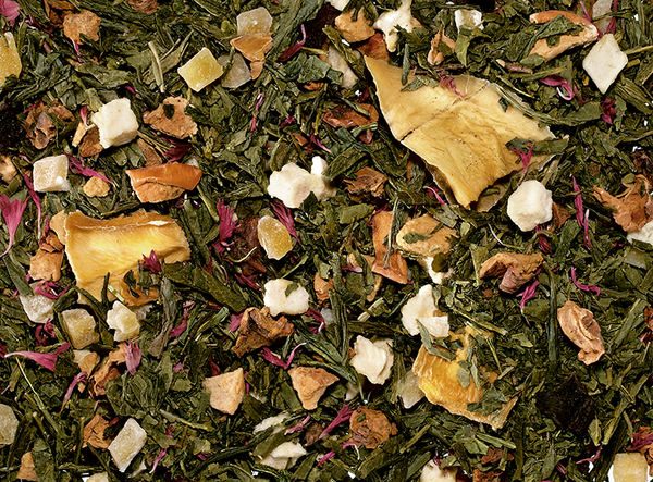 Winter Tropics - Green Tea - Umami Tea