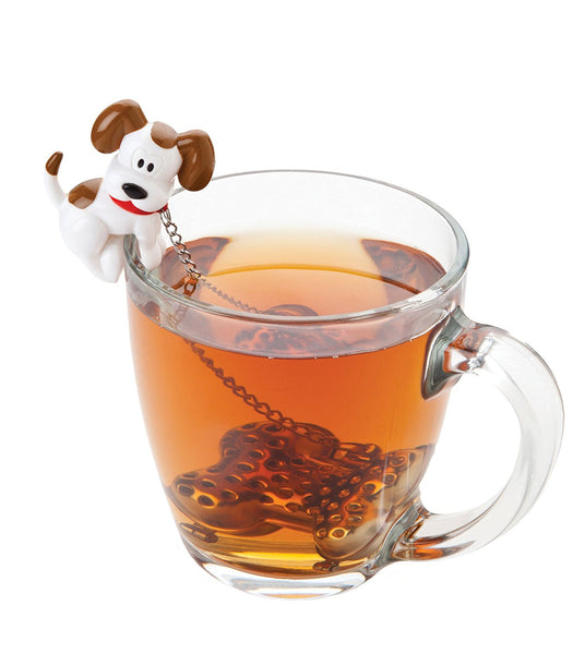Woof Tea Cup Infuser - Puppy Tea Infuser - Umami Tea