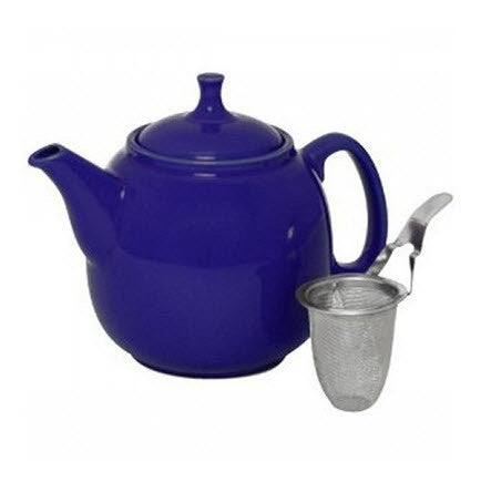 TEAPOT WITH STAINLESS STEEL INFUSER - Umami Tea