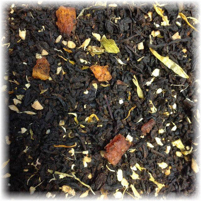 GINGER PEACH BLACK TEA - Umami Tea