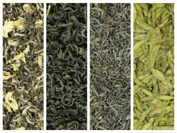 Green Tea Sampler - Umami Tea