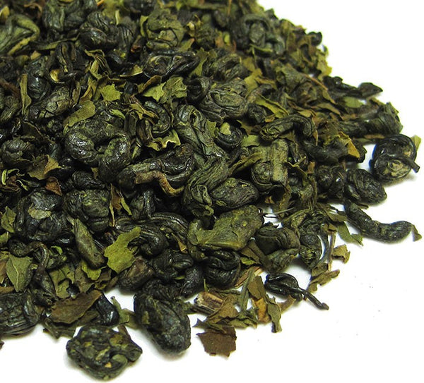 MOROCCAN MINT GREEN TEA - Umami Tea