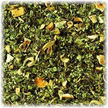 Orange Blossoms Mate Herbal Tea - Umami Tea