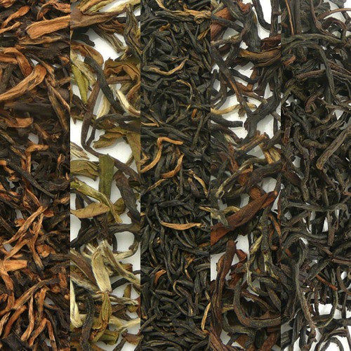 Black Tea Sampler - Umami Tea