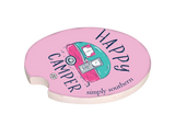 Car Coaster - Happy - S20 - Simply Southern