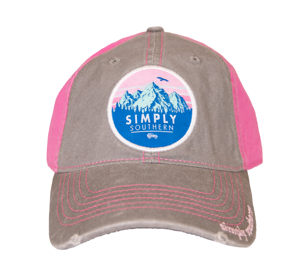 Fashion Hat - S20 - Simply Southern