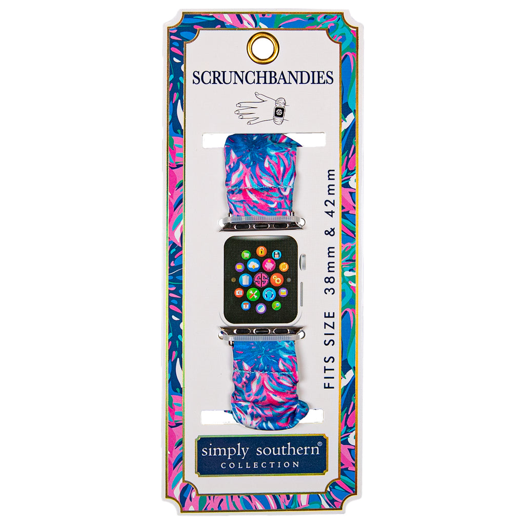 Scrunch Bandie Apple Watch - F21 - Simply Southern