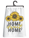 Dish Towel Home - Sunflower - F20 - Simply Southern