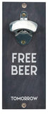 Free Beer - Bottle Opener