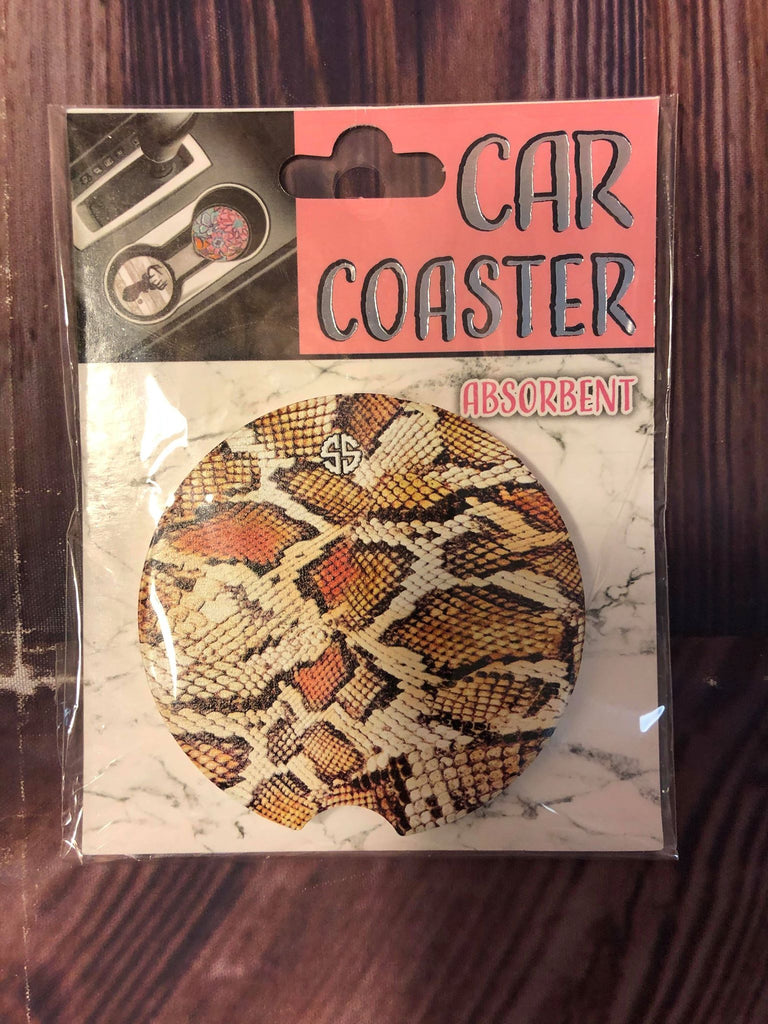 Car Coaster - F19 - Simply Southern