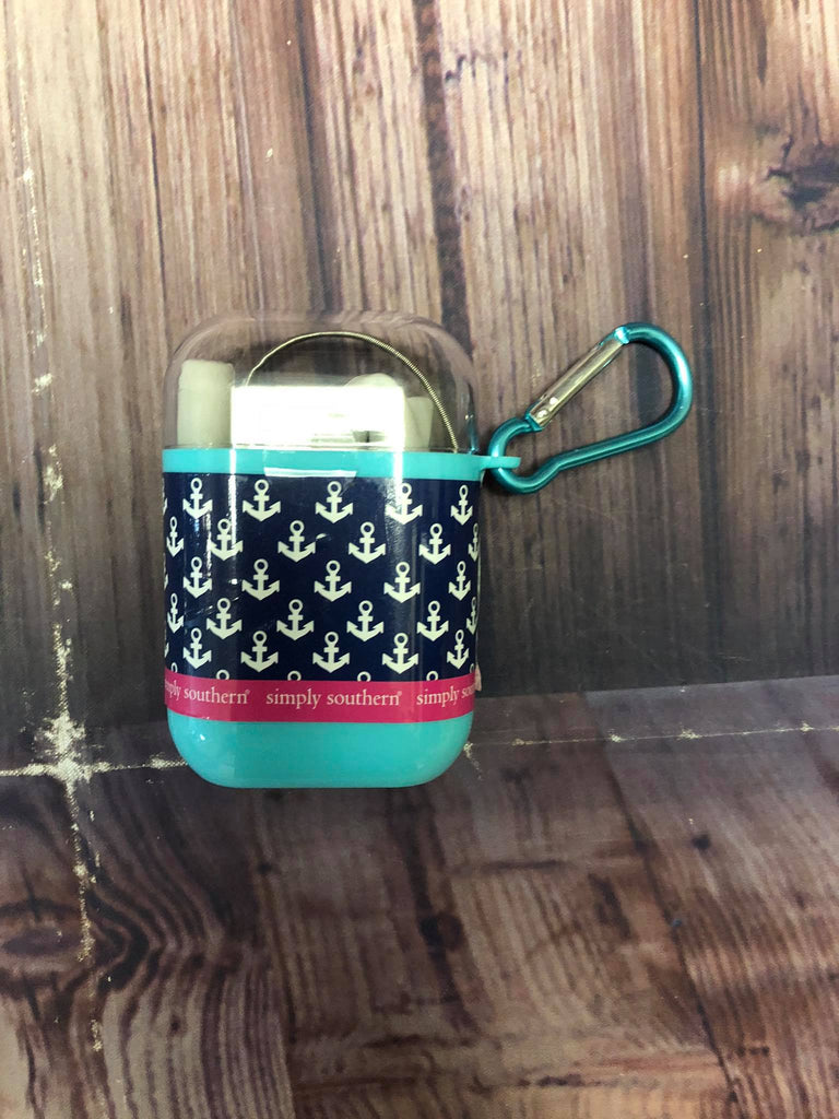 Reusable Straw & Case - S20 - Simply Southern