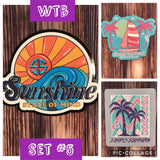 Decals 3 Pack - S20 - Simply Southern