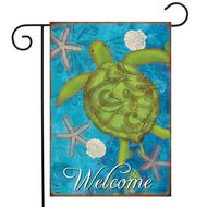 Sea Turtle - Garden Flag