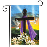 Easter Sunrise - Garden Flag