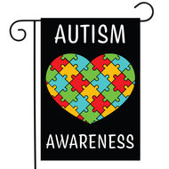 Autism Awareness - Garden Flag