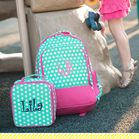 Hadley Bloom Backpack Set