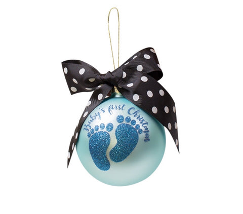 Baby Boy - Christmas Ornament