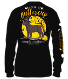 Buckle Up Buttercup - SS - F20 - YOUTH Long Sleeve