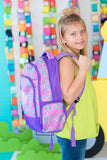 Lila Backpack Set