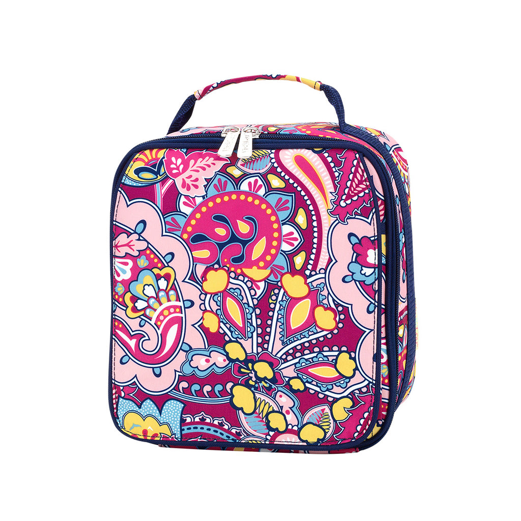 Ellison Paisley Backpack Set