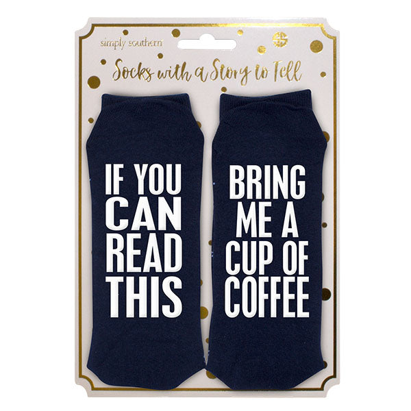 Story Telling Socks - Adult - SS