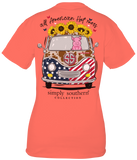 All American Hot Mess - Pig - SS - S21 - Adult T-Shirt