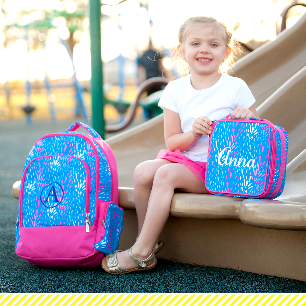 Sparktacular Backpack Set
