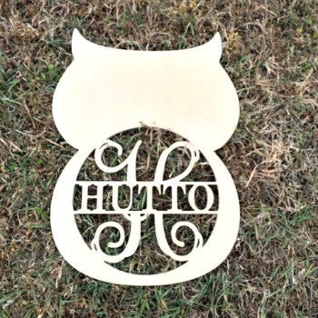 Owl Frame Family Name