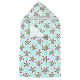 Turtle Tide Kids' Hooded Towel