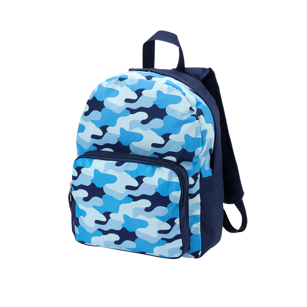 Cool Camo - Preschool Backpack