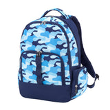 Cool Camo Backpack Set
