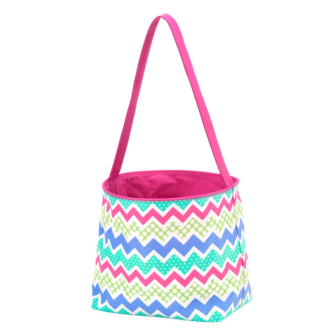 Zaggie Maggie Easter Bucket with a Free Monogram