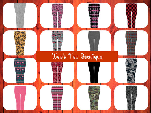 OS Leggings - F19 - Simply Southern