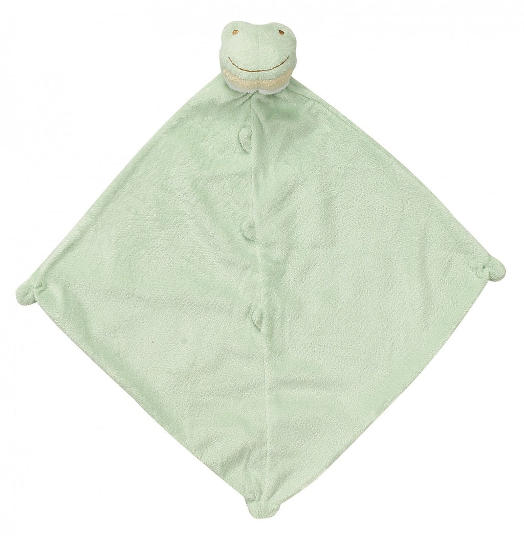 Green Frog Blankie - Born Childrens Boutique