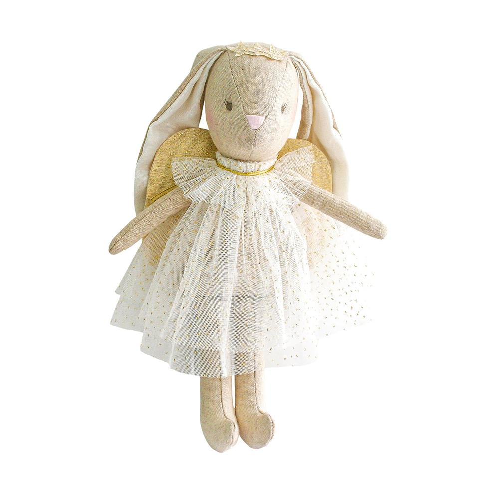 Mini Angel Bunny Ivory - Born Childrens Boutique