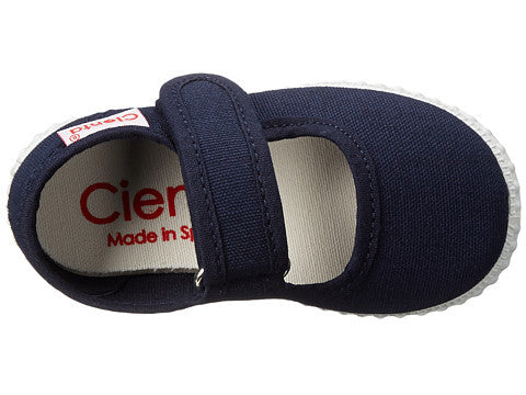 Cienta Kids Shoes Navy - Born Childrens Boutique  - 2