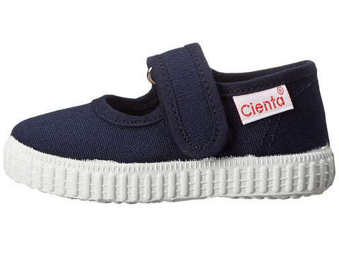 Cienta Kids Shoes Navy - Born Childrens Boutique  - 4
