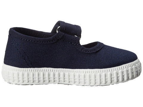 Cienta Kids Shoes Navy - Born Childrens Boutique  - 6