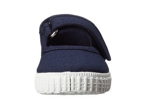 Cienta Kids Shoes Navy - Born Childrens Boutique  - 7