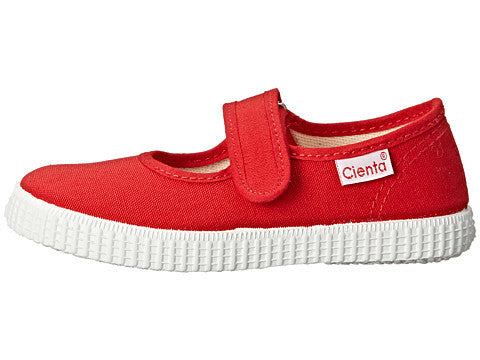 Cienta Kids Shoes Red - Born Childrens Boutique  - 4